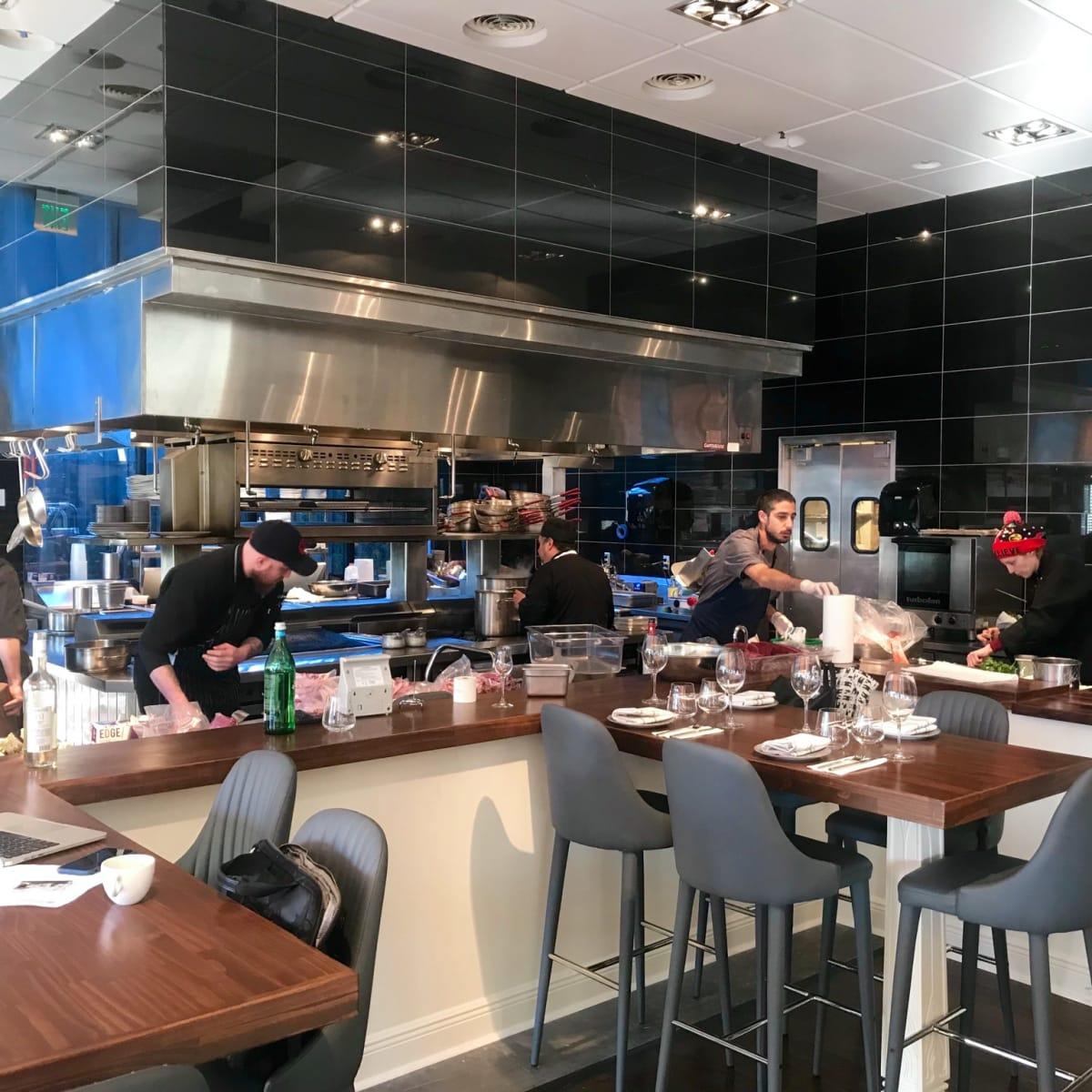 Doris Metropolitan kitchen