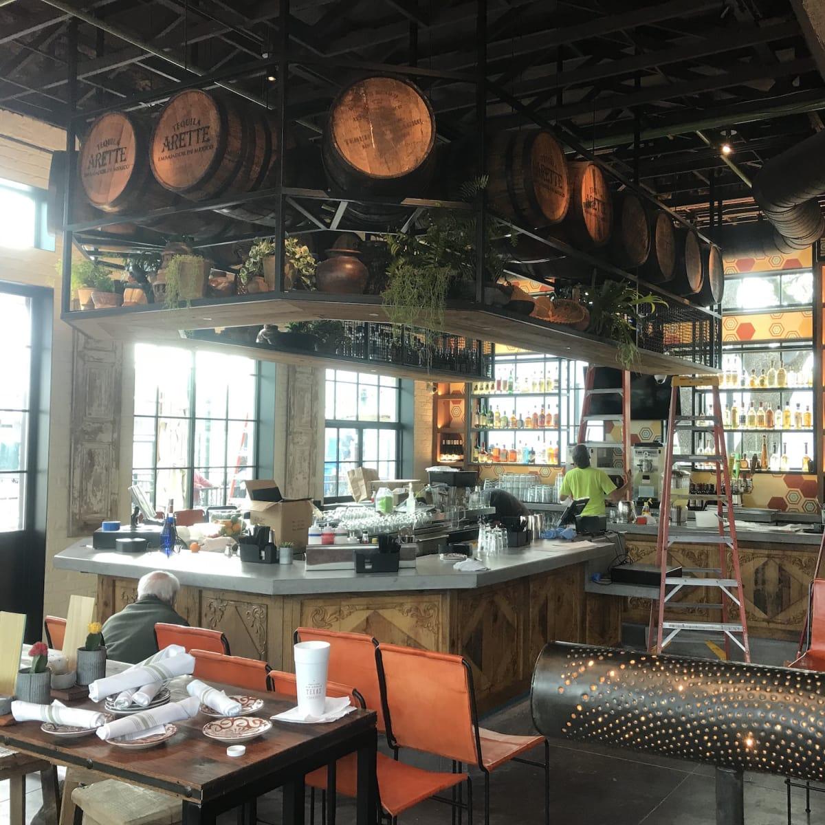 Goode Company Kitchen U0026 Cantina Spring Branch Bar