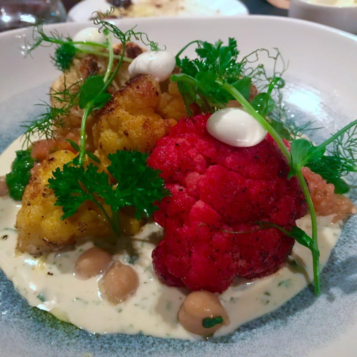 Doris Metropolitan Jerusalem salad