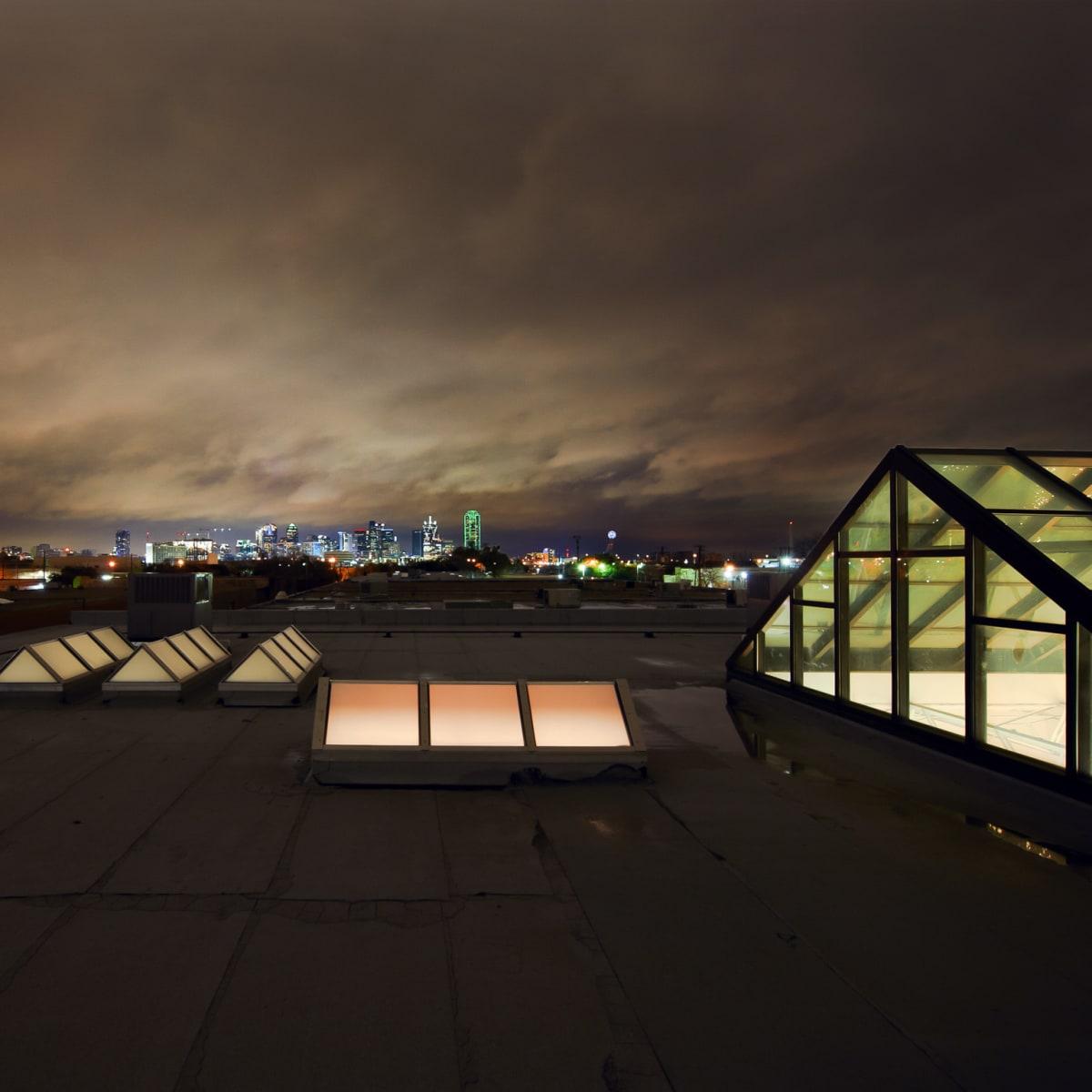 2278 Monitor Street, Dallas Design District warehouse, view