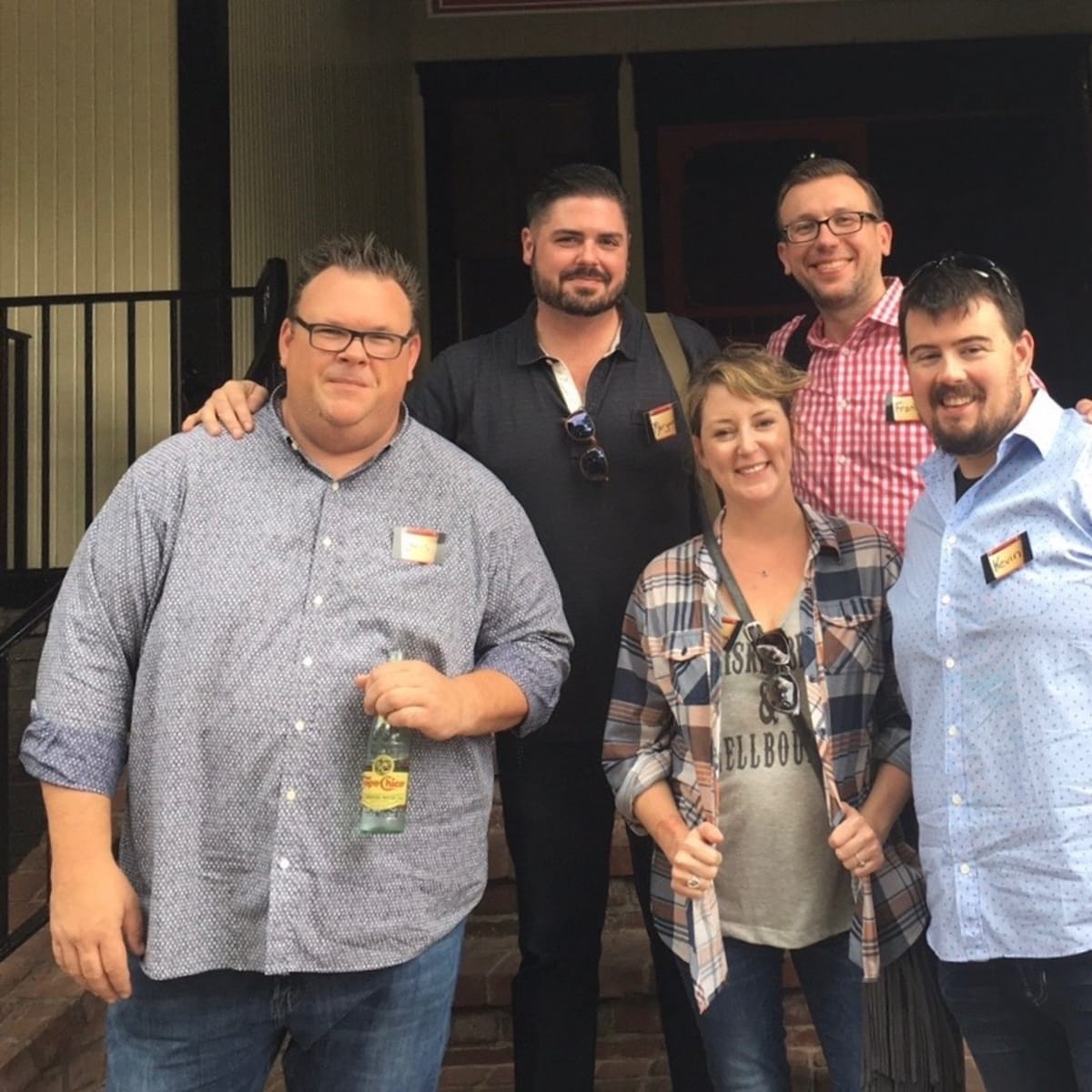 Houston Bourbon Consortium Chris Shepherd Morgan Weber Christina Ramey Frank Krockenberger Kevin Floyd