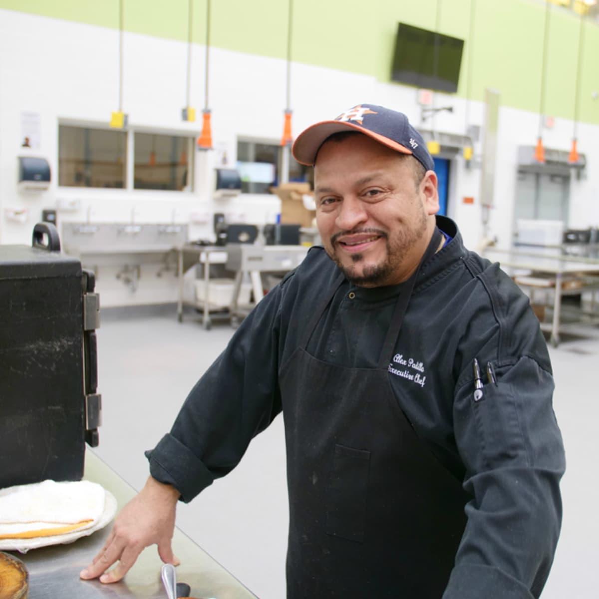 Chef Alex Padilla Best Chef on the Block