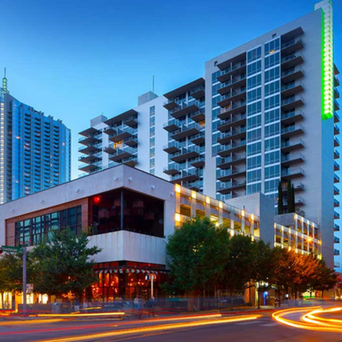 Amli downtown Austin apartment