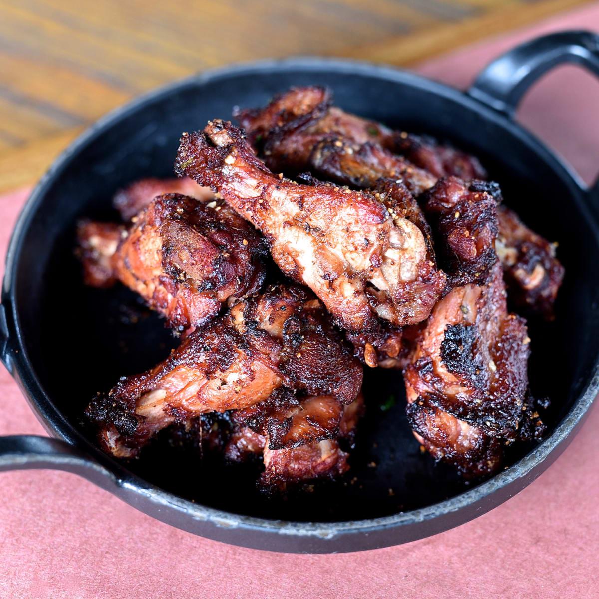 Killen's STQ jerk chicken wings