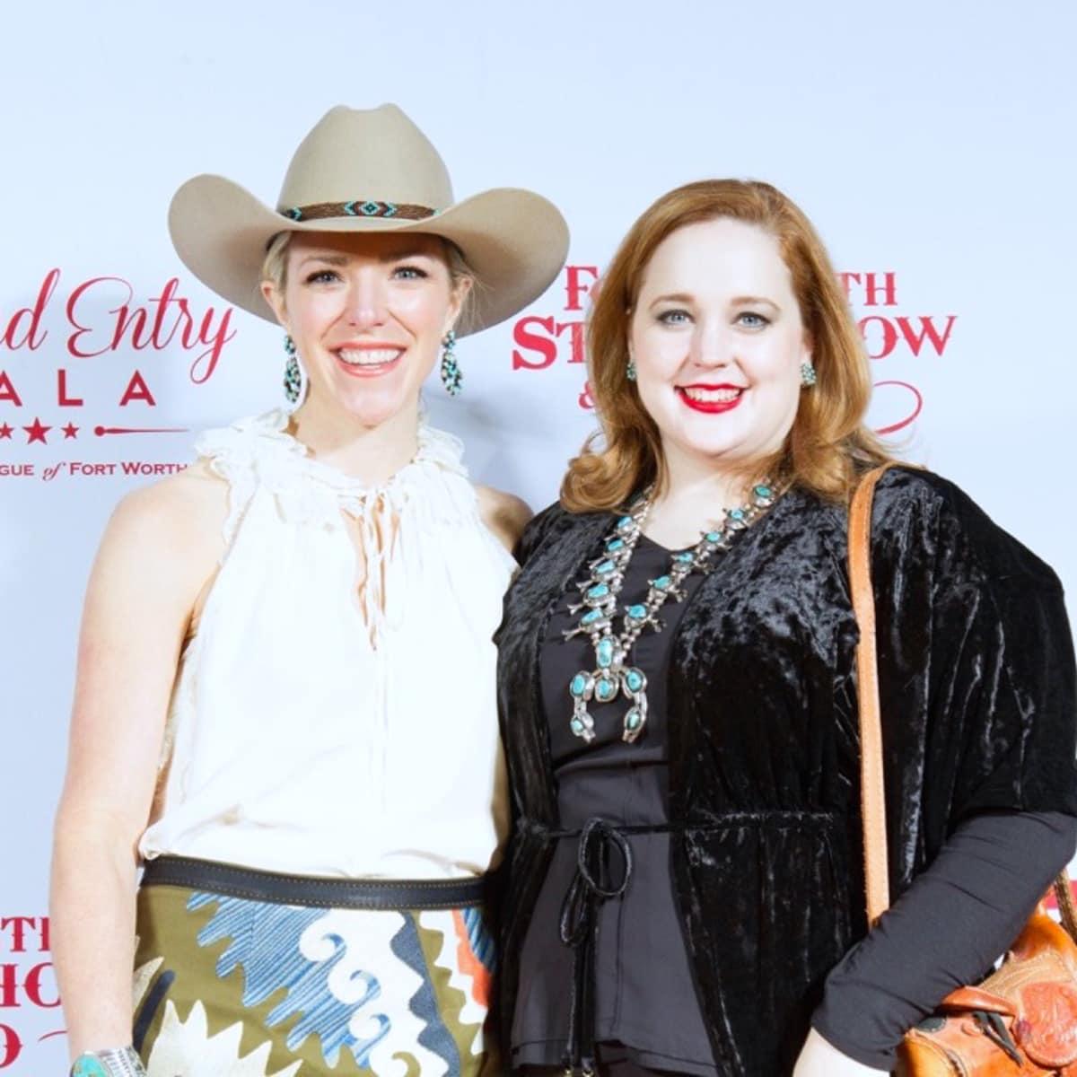 Fort Worth, JLH Grand Entry Gala, January 2018, Blair Walker, Susanna Bartolomei