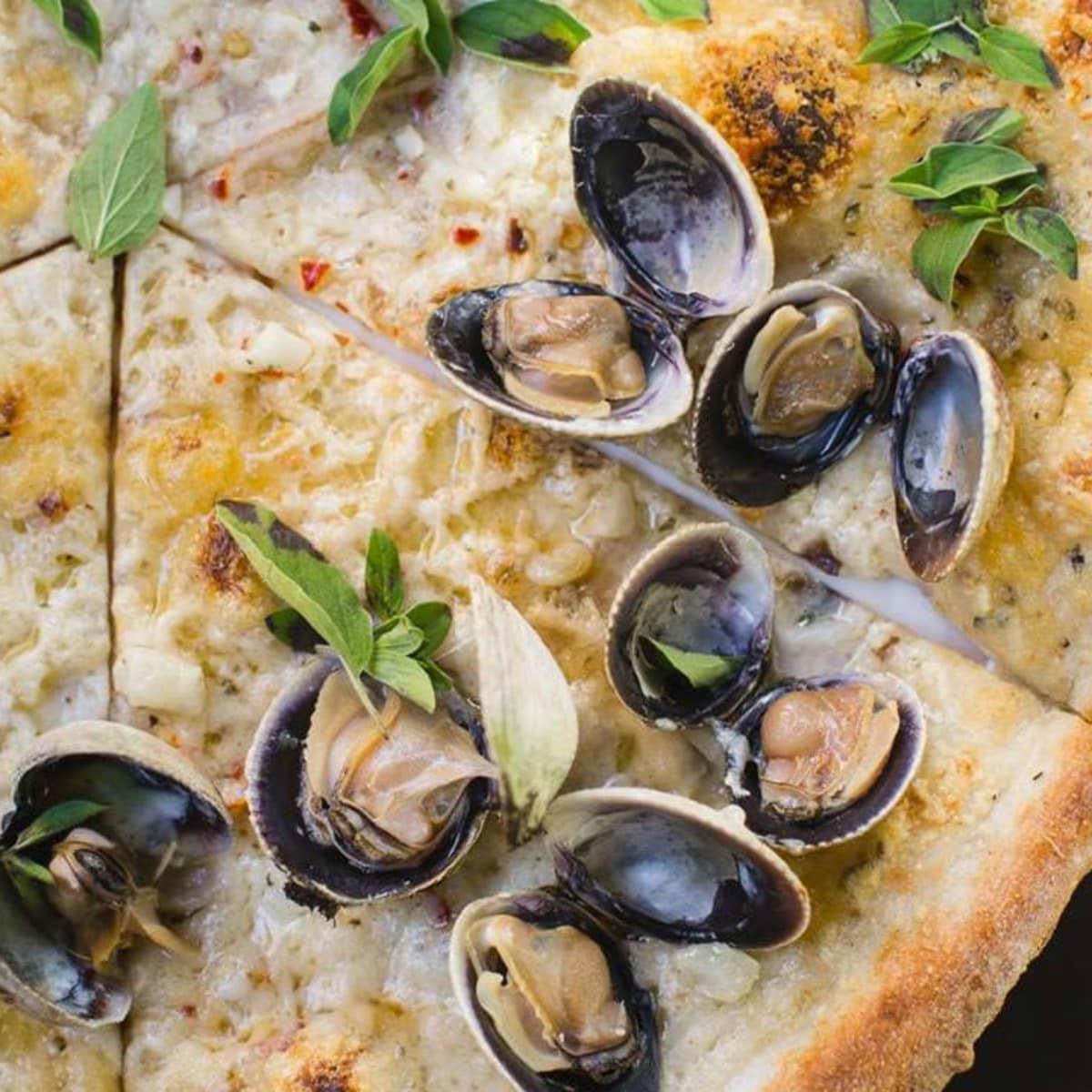 Peasant pizza