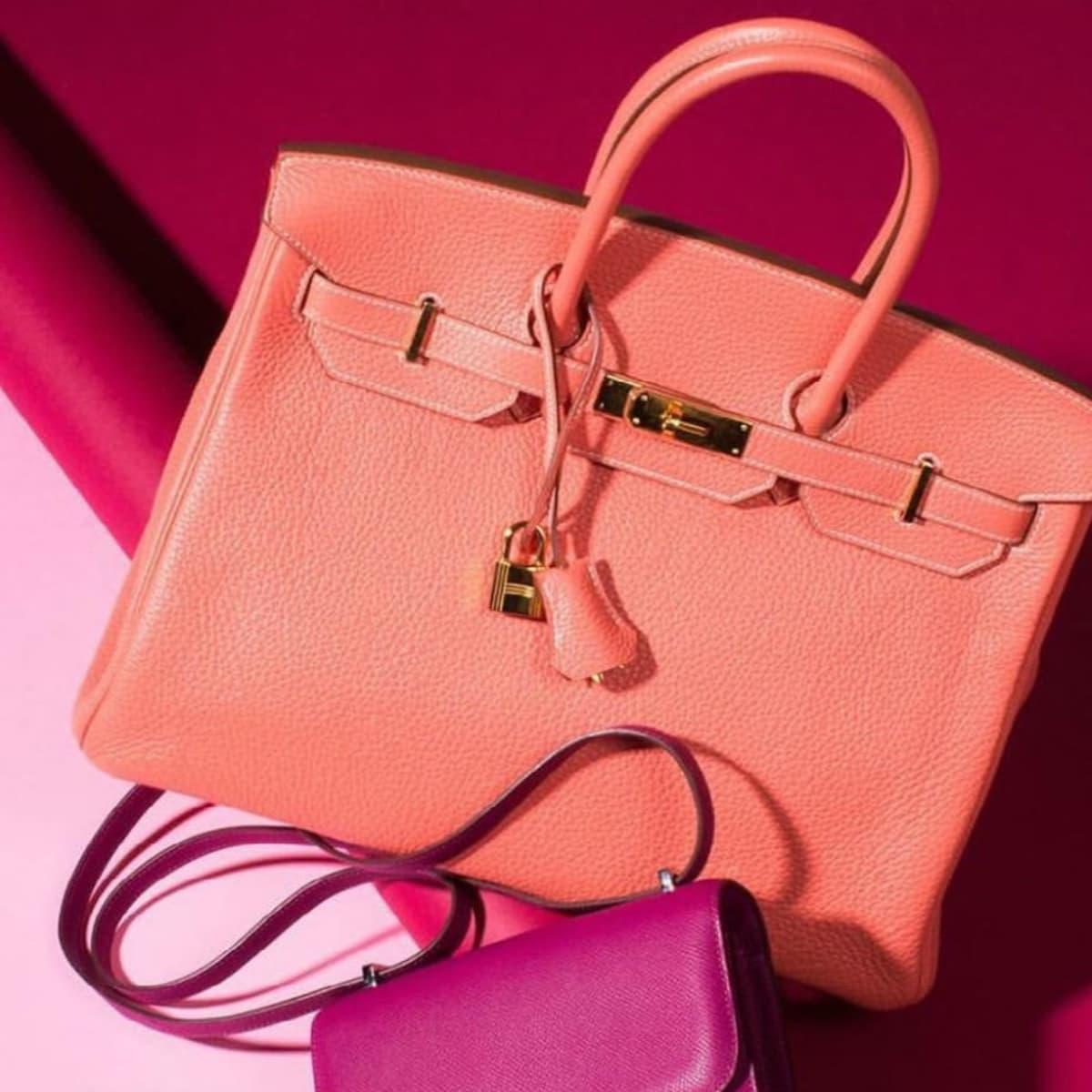 Hermes Purse Luxury Garage Sale