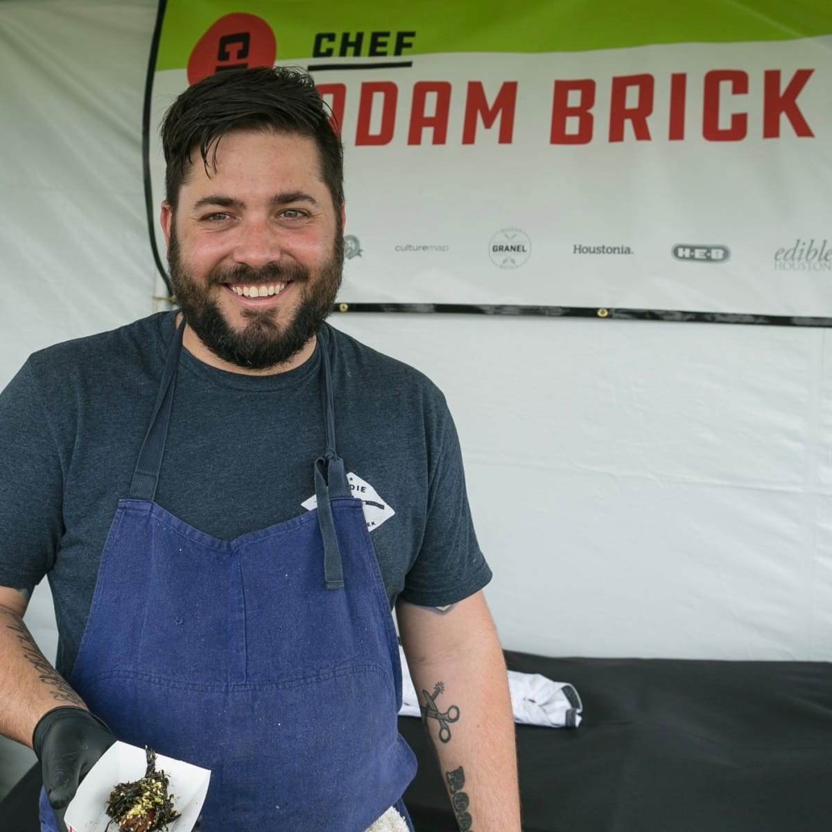Adam Brick Chef Fest 2018