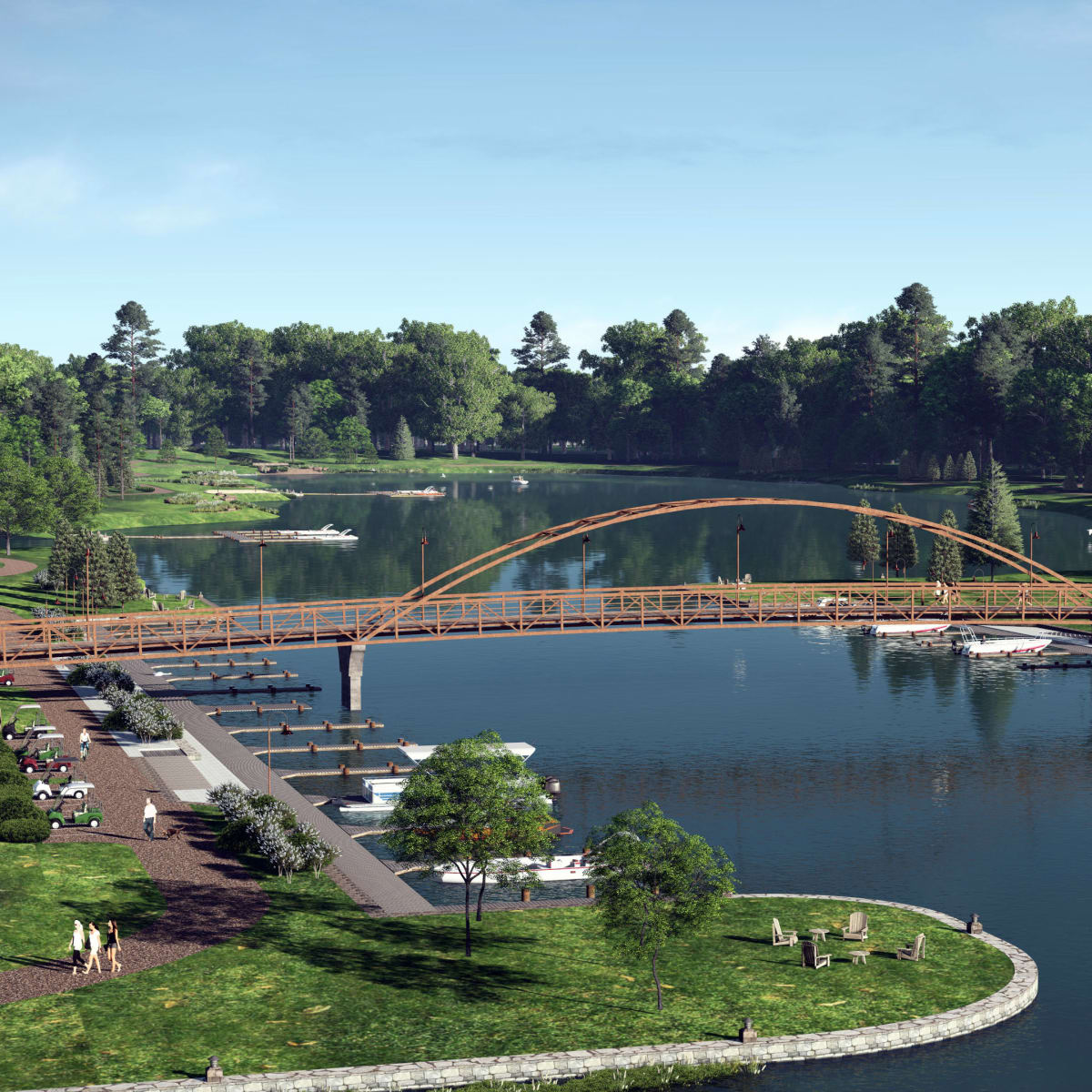 Long Cove Henderson Park