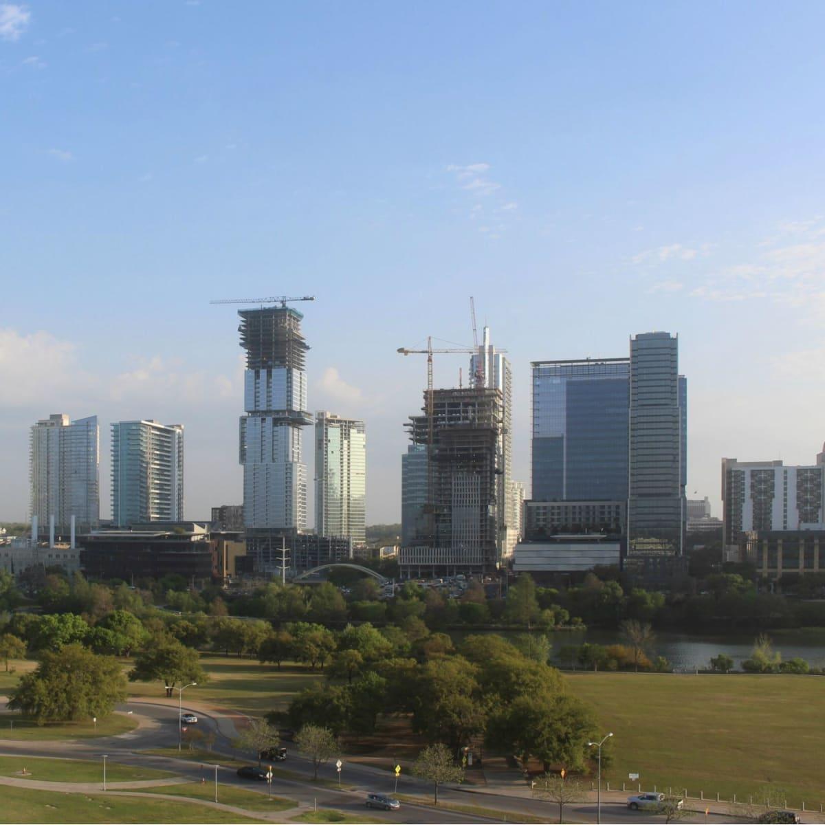 The Independent Austin condos