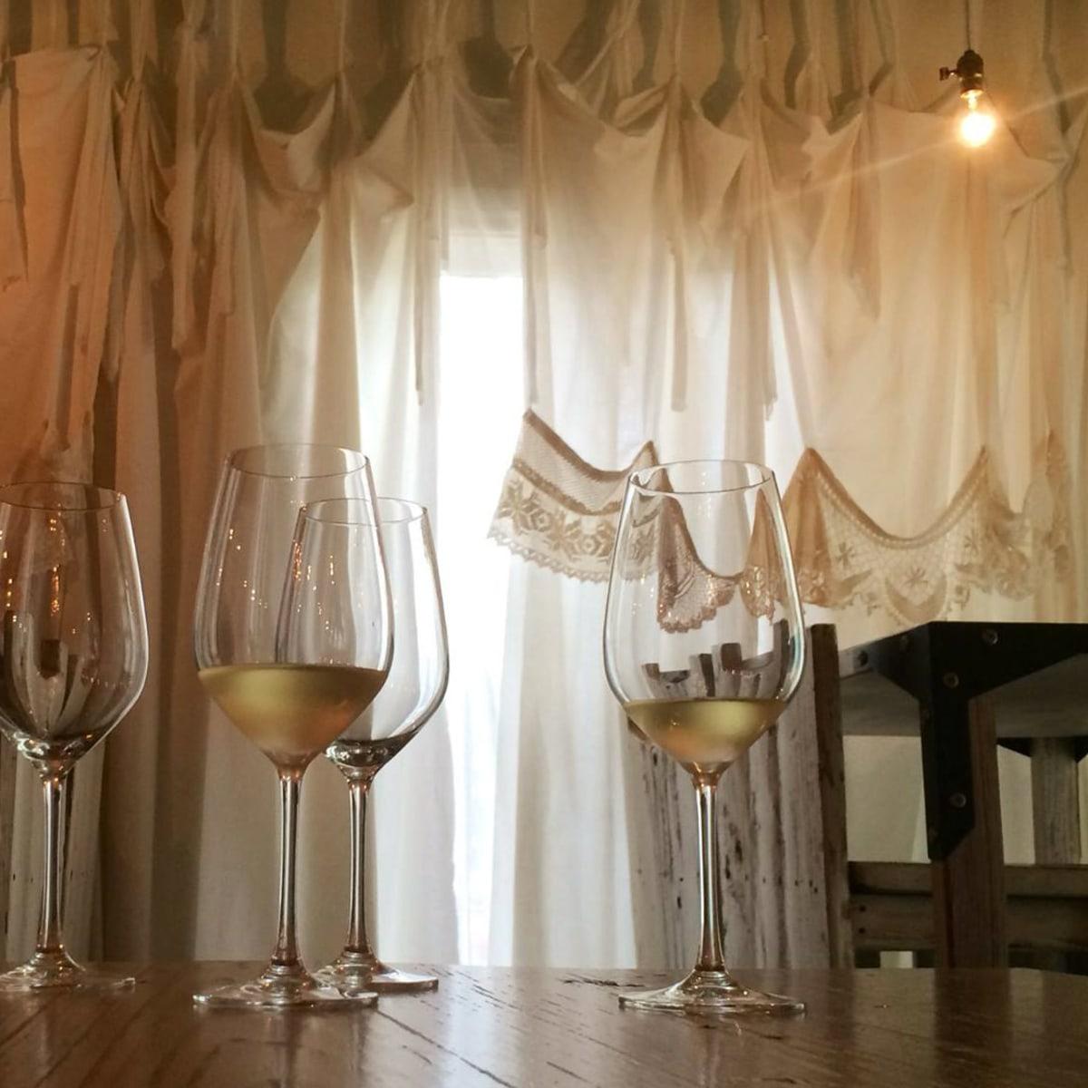 Lenoir Wine glases