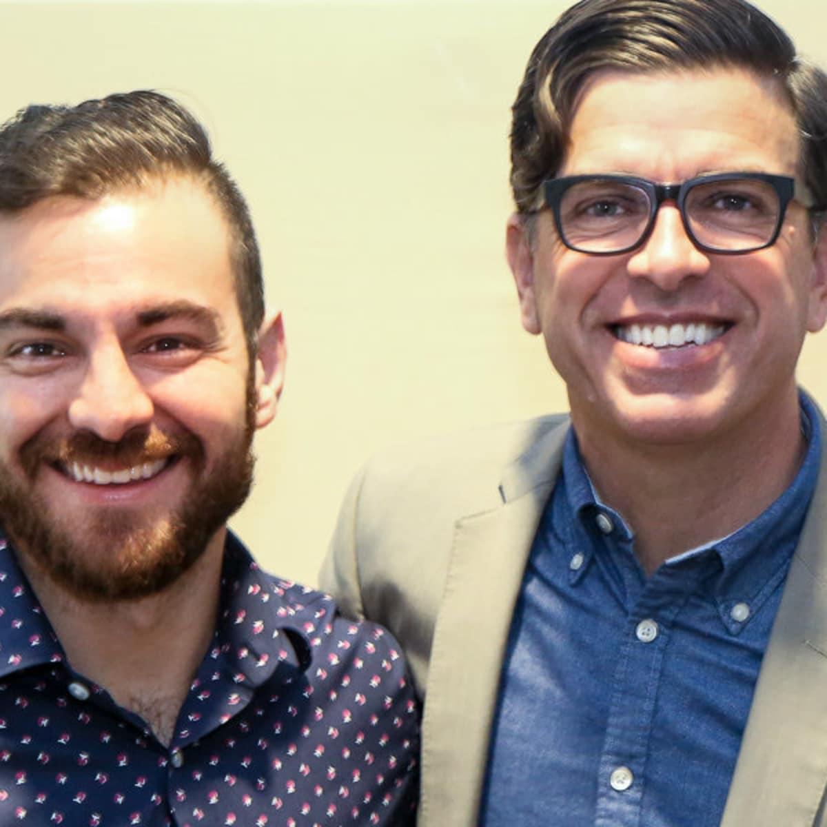 Christopher Alberts, Paul Scott of Aids Services of Austin