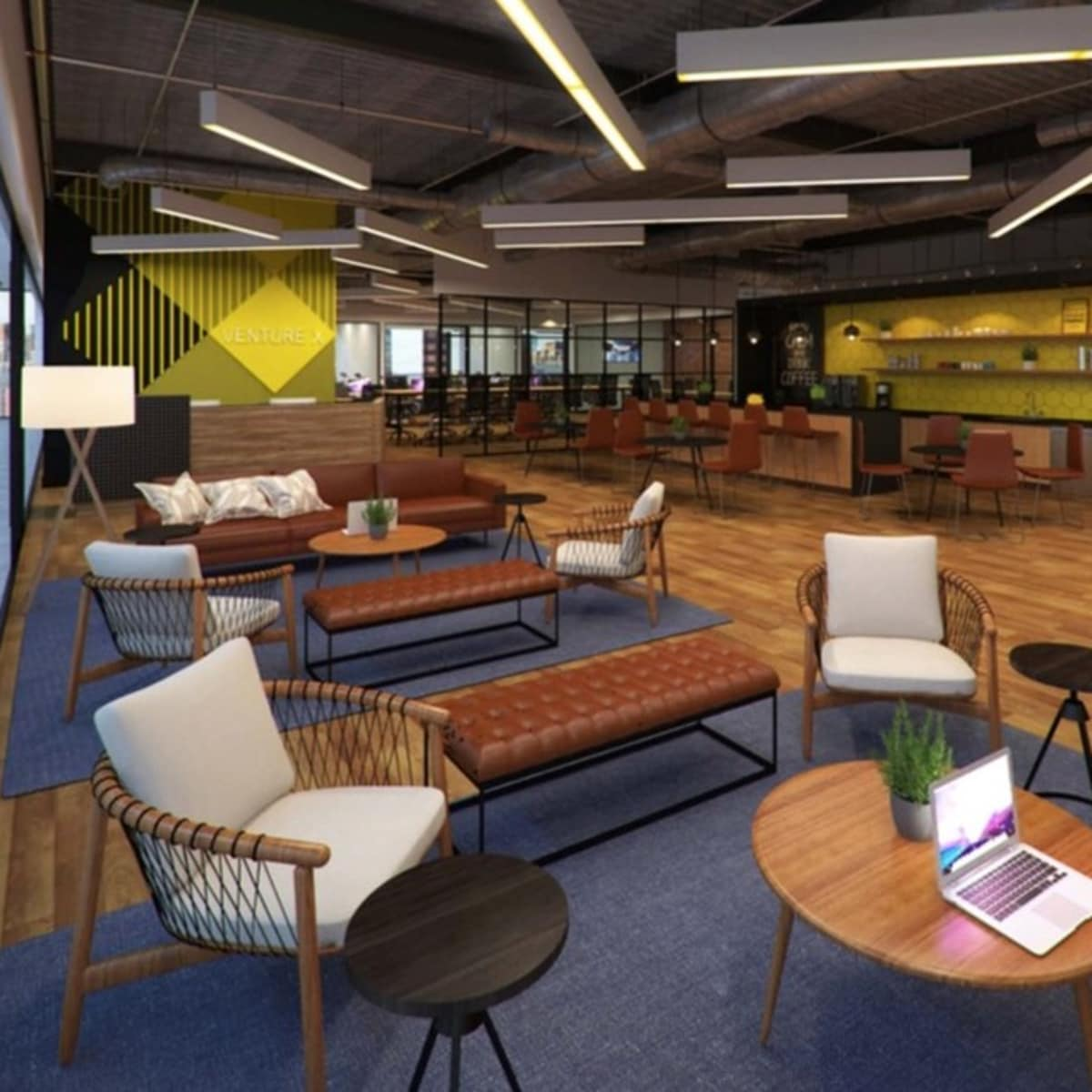 Venture X Galleria, co-working in Dallas