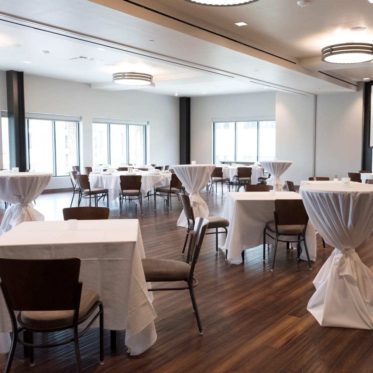 Pinstripes Fort Worth Ballroom