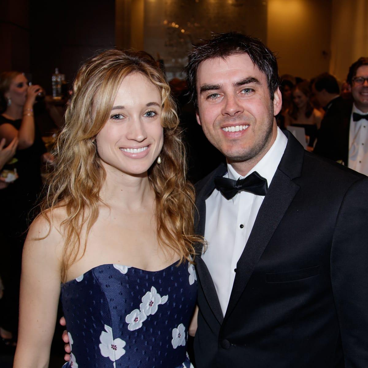Katie Kuhn, Travis Wright