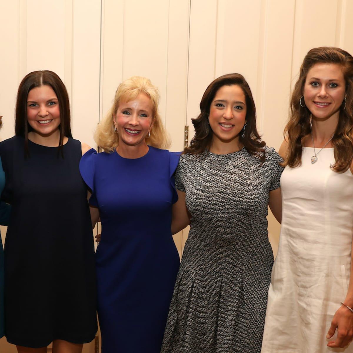 Amber Carter, Kayleigh Lamphere, Dr. Allison Edwards, Bianca Maciel, and Belle MacFarlane