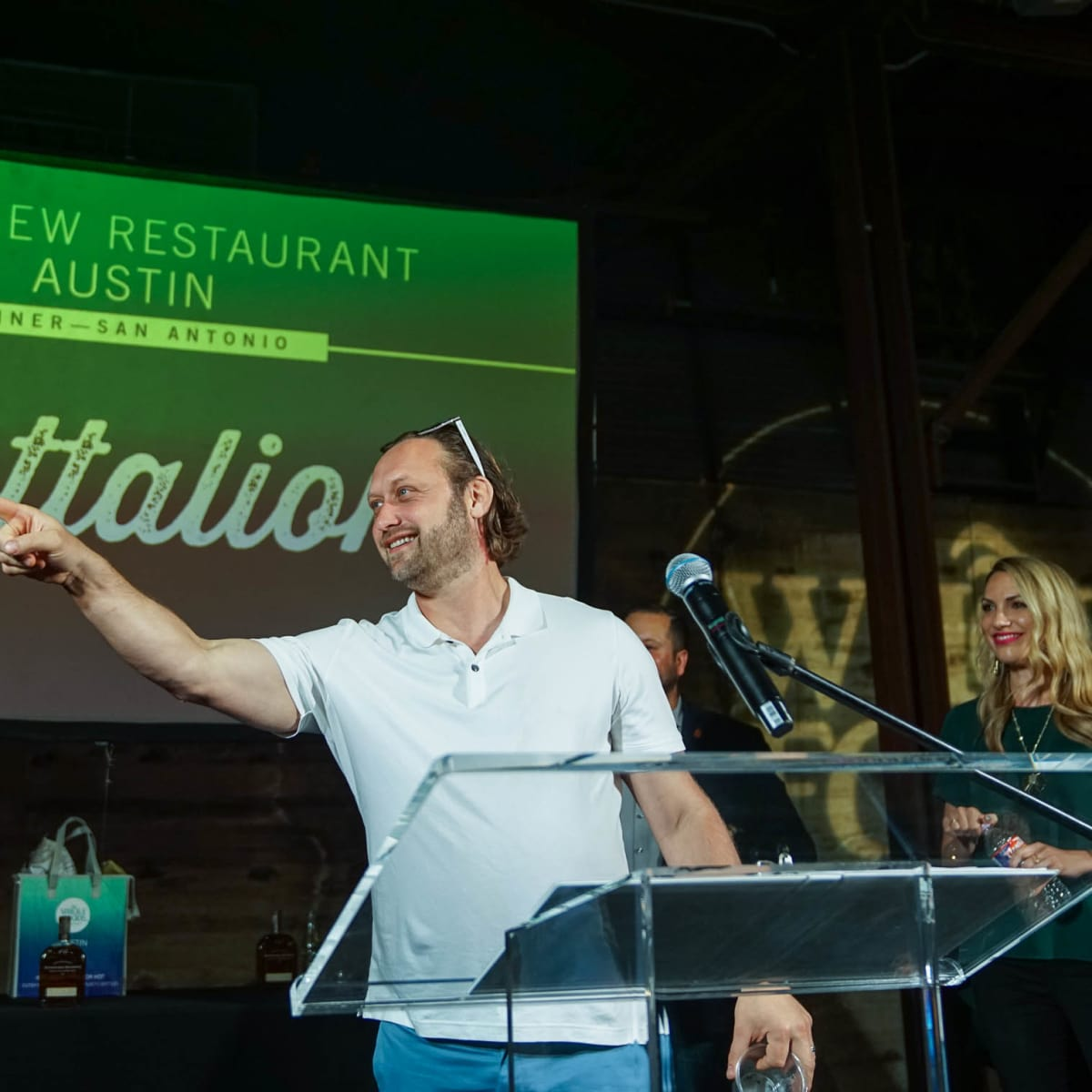 CultureMap Austin 2018 Tastemaker Awards at Fair Market San Antonio Best New Restaurant Batallion