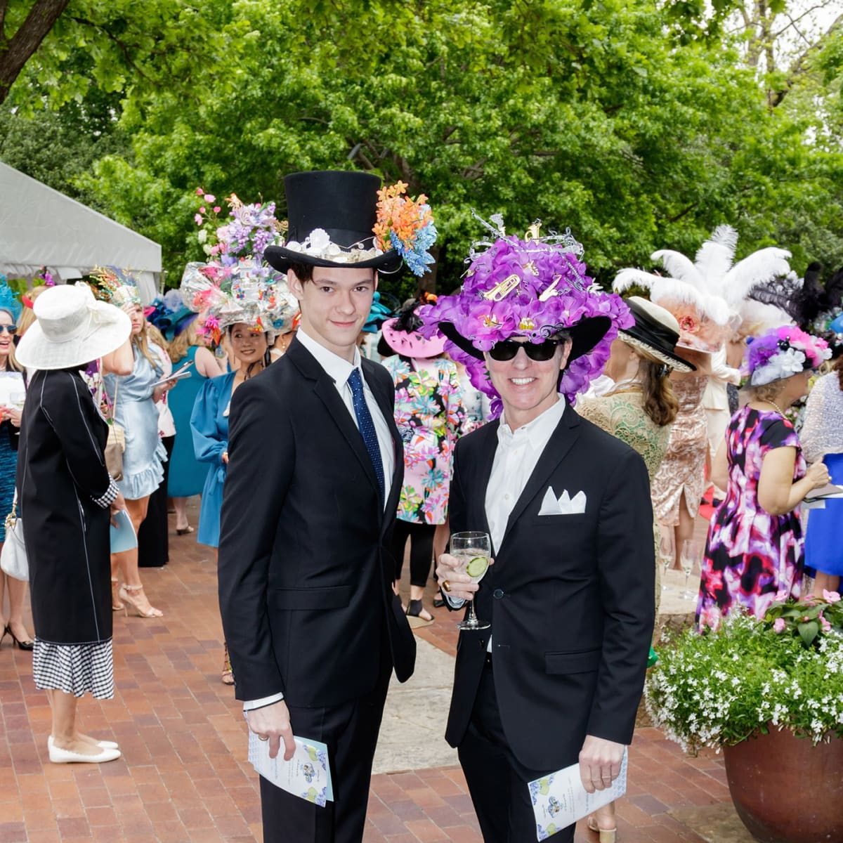 Mad Hatters 2018, Sterling Chambers, Chris Ayton