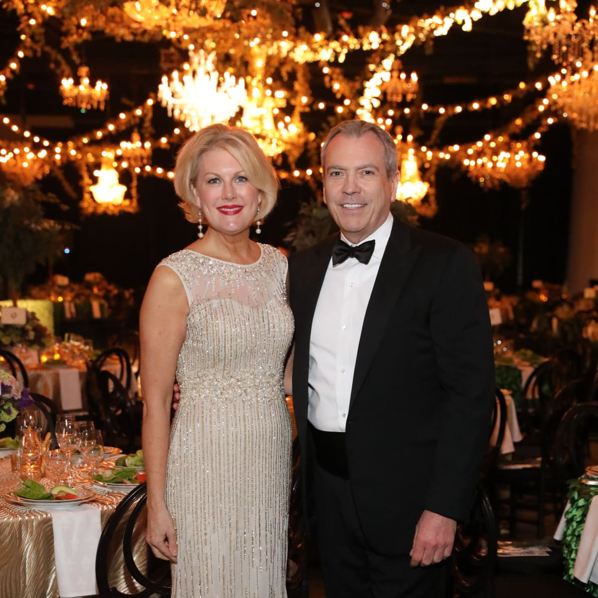 Bob Devlin and Kendra Rohrer