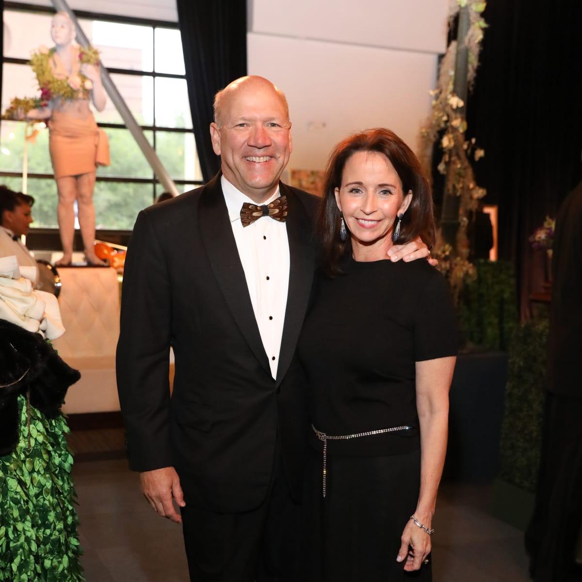 John and Ellen Rutherford