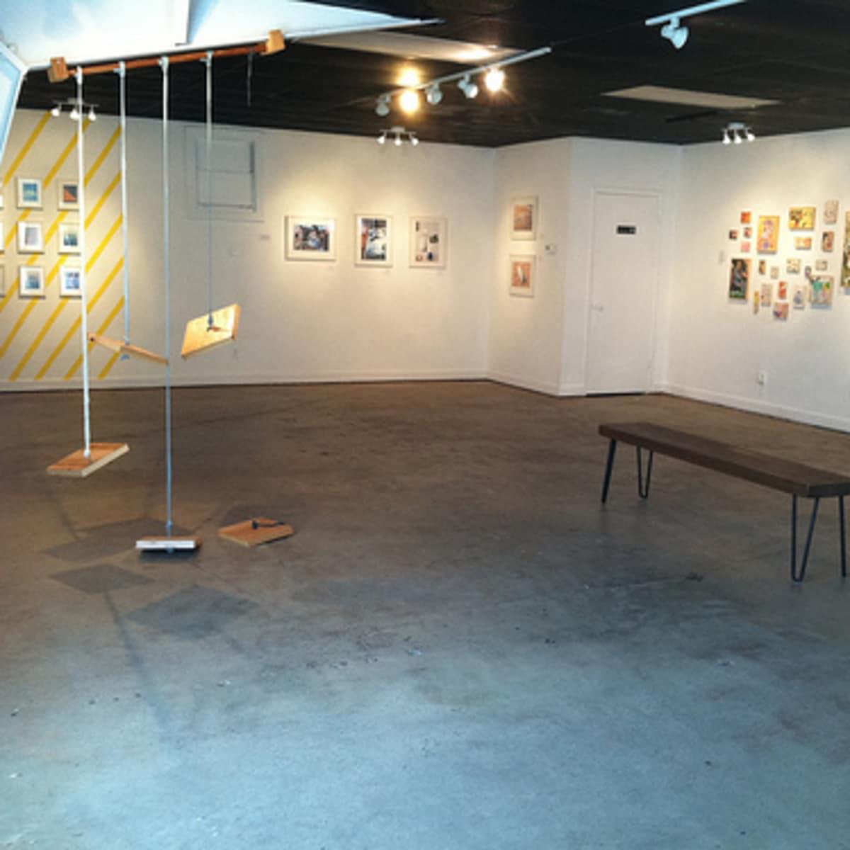 Austin photo: Places_Arts_Gallery_Black_Lagoon_Exhibit