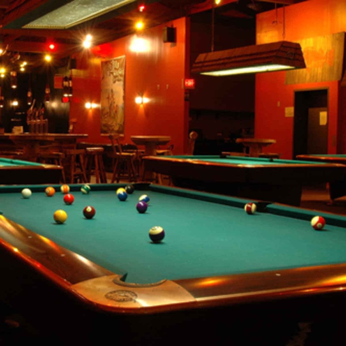 Austin_photo: places_drinks_buffalo billiards_pool