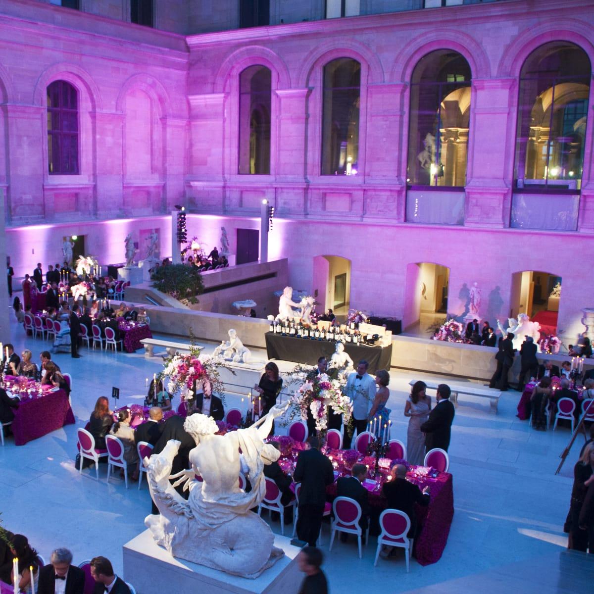 News_Louvre_party interiors_JUne 2011