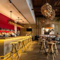 Searsucker Austin restaurant interior bar dining 2015