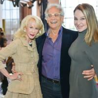 24, Passion for Fashion, March 2013, Diane Lokey Farb, Mickey Rosmarin, Becca Cason Thrash