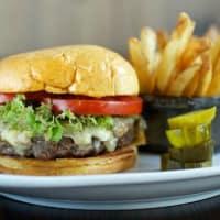 Congress Burger at Second Bar + Kitchen