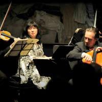 Wu Han, Philip Setzer, and David Finckel Trio