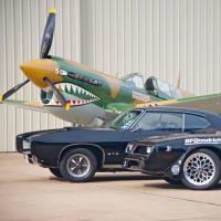 Cavanaugh Flight Museum presents Wheels & Warbirds