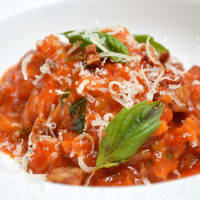 Tony Vallone all'Amatriciana