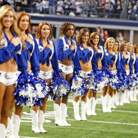 Dallas Cowboys Cheerleaders