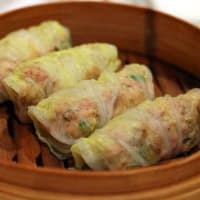 Dumplings at Royal China restaurant in Dallas