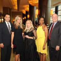Health Museum Gala, 9/16 Dr. Devinder Bhatia, Gina Bhatia, Carolyn Farb, Melanie Johnson, Dr. Brian Parsley