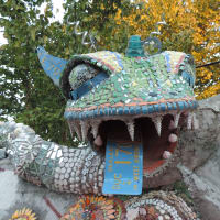 Dragon, Smither Park