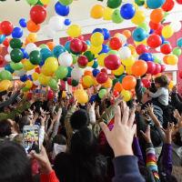 Memorial City presents Noon Year's Eve