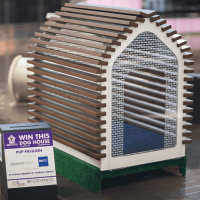 NorthPark Center presents Bark + Build Dog House Competition