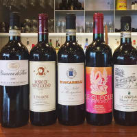 Italic presents Wines of Tuscany
