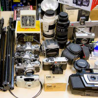 Dallas Center for Photography presents Photo Swap Meet