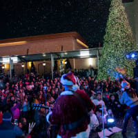 The  Square at Memorial City presents Memorial City Lights celebration