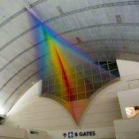 Plexus c18 by Gabriel Dawe San Antonio International Airport