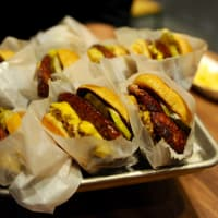 Shake Shack Galleria VIP Party