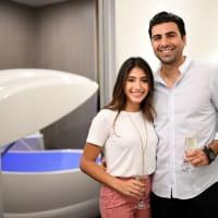 Houston, Mizu Integrative Medicine Clinic, Oct. 2016, Shaida Rahmatinick, Cyrus Bina