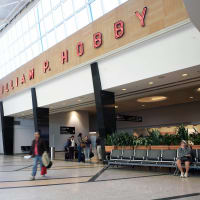 News_Hobby Airport_neon sign