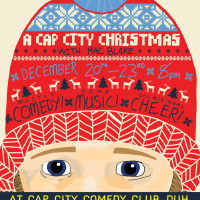 A Cap City Christmas with Mac Blake