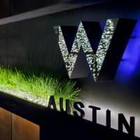 Exterior of W Austin hotel