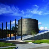 Holocaust Museum Houston exterior place