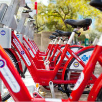 Houston Bike Share Bcycle